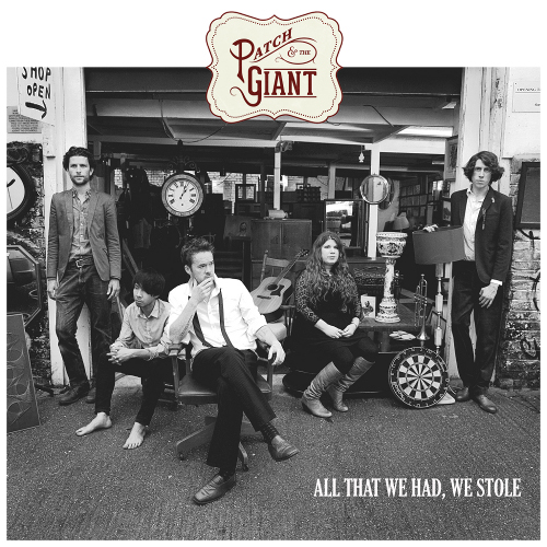 Patch & The Giant Album Cover